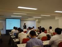 9/21(木)金井先生税理士賠償責任セミナーのご報告